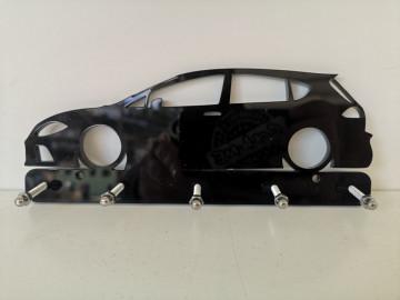 Chaveiro em Acrílico com Volkswagen Seat Leon 1P
