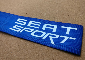 Fita de Reboque - Seat Sport