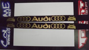 Fita Porta Chaves - Audi TT