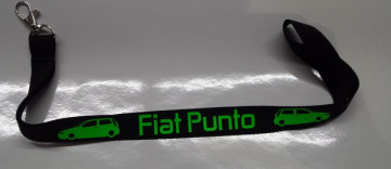 Fita Porta Chaves - Fiat Punto MK1