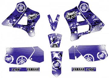 Kit Autocolantes Para  Yamaha DTR 125 DT 125R - 91-03