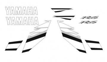 Kit Autocolantes Para  YAMAHA YZF R6 2006