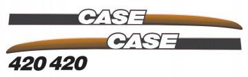 Kit de Autocolantes para CASE 420