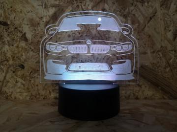 Moldura / Candeeiro com luz de presença - Bmw F30 / F31