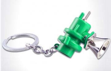 Porta Chaves - Dump Valve (Blow off valve) - Verde