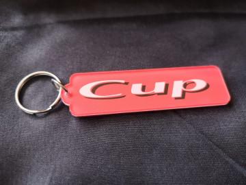 Porta chaves em acrílico - Shocker - CUP