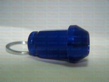 Porta Chaves - Fêmeas/Lug Nuts de Jantes Azul