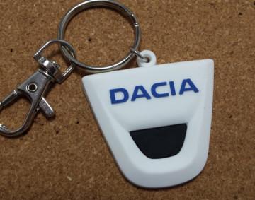 Porta Chaves para Dacia
