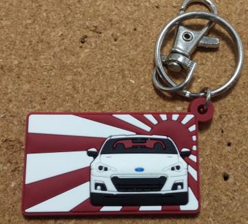 Porta Chaves para Sun Rising Japão Subaru brz