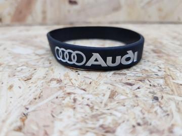 Pulseira para Audi Preta