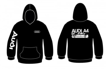 Sweatshirt com capuz Audi A4 B5