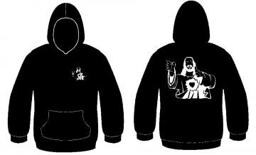 Sweatshirt com capuz - Jesus