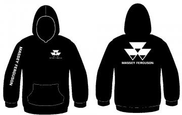 Sweatshirt com capuz - Massey Ferguson