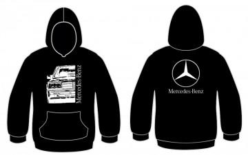 Sweatshirt com capuz Mercedes - Benz w201