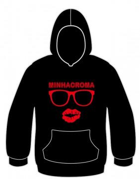 Sweatshirt com capuz - Minha Croma