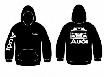 Sweatshirt com capuz para Audi RS6