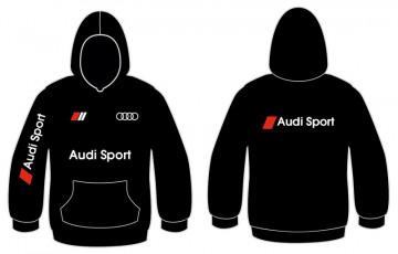 Sweatshirt com capuz para Audi Sport