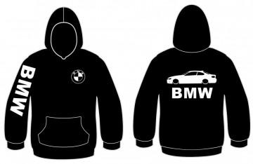 Sweatshirt com capuz para Bmw E92 Coupe