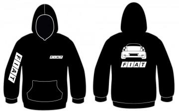 Sweatshirt com capuz para Fiat Coupe