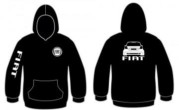 Sweatshirt com capuz para Fiat Stilo