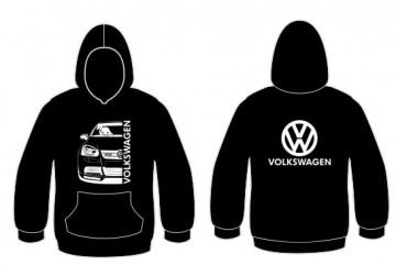 Sweatshirt com capuz para Golf V