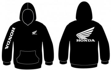 Sweatshirt com capuz para Honda