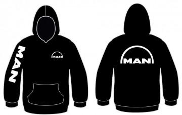 Sweatshirt com capuz para MAN