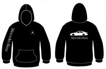 Sweatshirt com capuz para Mercedes-Benz Classe E W211