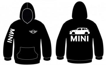 Sweatshirt com capuz para Mini Cooper 5P
