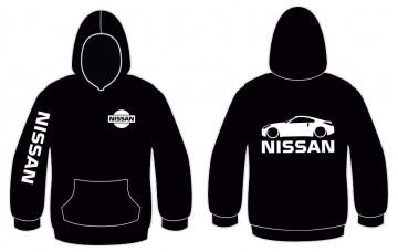 Sweatshirt com capuz para Nissan 350Z