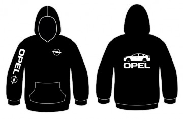 Sweatshirt com capuz para Opel Vectra C GTS