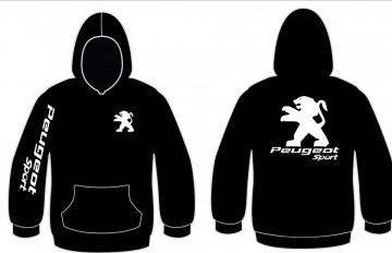 Sweatshirt com capuz para Peugeot Sport