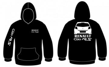 Sweatshirt com capuz para Renault Clio RS