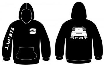 Sweatshirt com capuz para Seat Cordoba