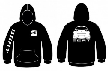 Sweatshirt com capuz para Seat Leon FR MK2