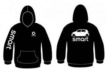 Sweatshirt com capuz para Smart For Four