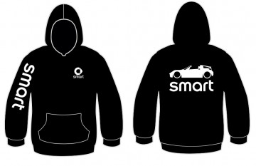 Sweatshirt com capuz para Smart Roadster Coupe