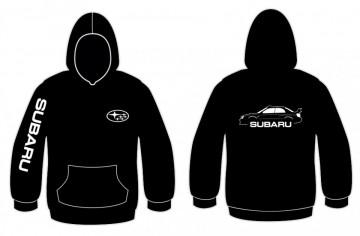 Sweatshirt com capuz para Subaru Impreza