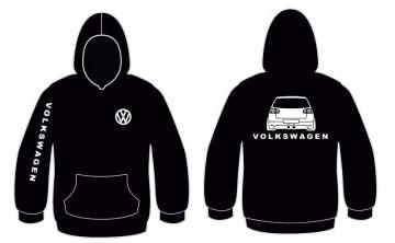 Sweatshirt com capuz para VW Golf 5 R32