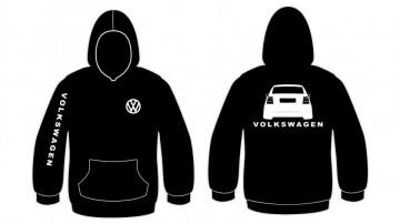 Sweatshirt com capuz para VW Passat B5
