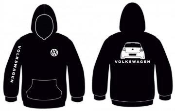 Sweatshirt com capuz para VW Polo 6R