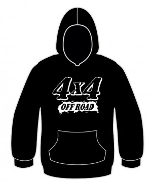 Sweatshirt para 4x4 off Road