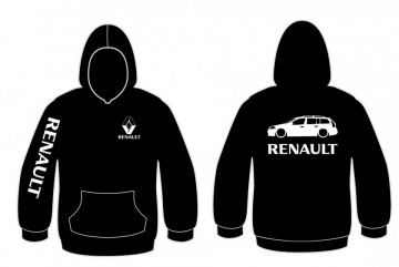 Sweatshirt para Renault Megane 2 break