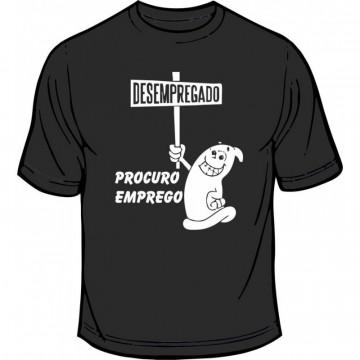 T-shirt - Desempregado, Procuro Emprego