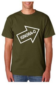 T-shirt  - Ignora-o