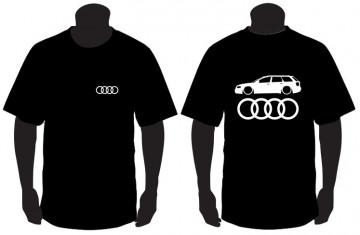 T-shirt para Audi A4 B6 Avant