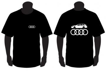 T-shirt para Audi A6 C6 Avant