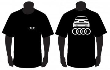 T-shirt para Audi A6