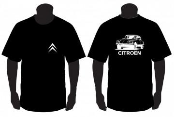 T-shirt para Citroen DS 23