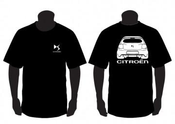 T-shirt para Citroen DS3